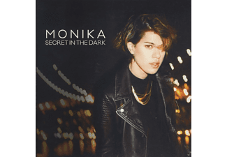 Monika - Secret In The Dark - (CD)
