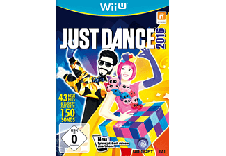 Just Dance 2016 (Software Pyramide) [Nintendo Wii U]
