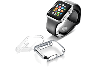 CELLULAR-LINE Invisible Skin voor Apple Watch 42mm