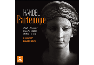 VARIOUS, Il Pomo D'oro - Partenope [CD]