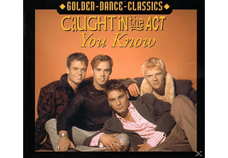 Caught In The Act - You Know - (Maxi Single CD)