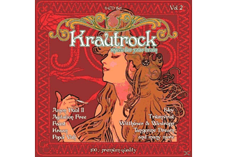 VARIOUS - Krautrock-Music For Your Brain Vol. 2 - (CD)
