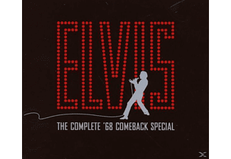 Elvis Presley - The Complete '68 Comeback Special-The 40th Anniversary [CD]
