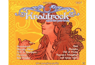 VARIOUS - Krautrock 4 - Music For Your Brain - (CD)
