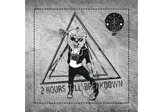 2 Hours Till Breakdown - Partyf0ckr Ep - (Maxi Single CD)