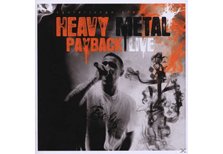 Bushido - Heavy Metal Payback Live [CD]