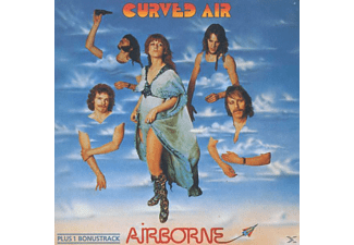 Curved Air - AIRBORNE - (CD)