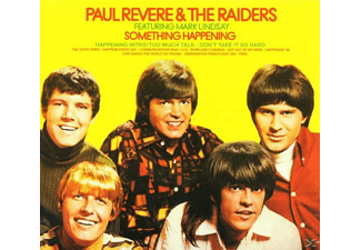 Paul Revere & the Raiders - Something Happening - (CD)