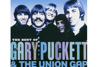 The Union Gap - THE BEST OF GARY PUCKETT & THE UNION GAP - (CD)