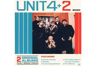 Unit 4+2 - Congrete & Clay & You ain't goin nowhere (+Bonus) - (CD)