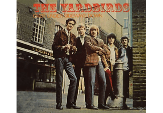 The Yardbirds - Roger The Engineer - Over Under Sideways Down (CD)