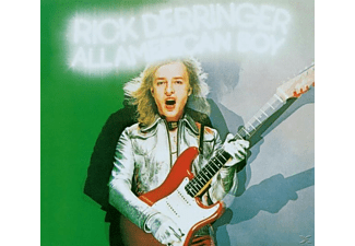Rick Derringer - All American Boy - (CD)