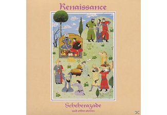 Renaissance - Scheherazade And Other Stories - (CD)
