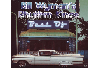Bill Wyman's Rhythm Kings - THE BEST OF BILL WYMAN S RHYTHM KINGS - (CD)