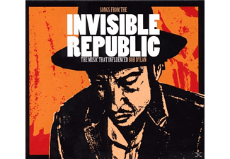 VARIOUS - Songs From The Invisible Republic-Songs That Inf [CD]