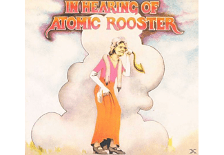 Atomic Rooster - In Hearing Of - (CD)
