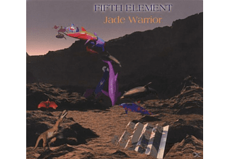 Jade Warrior - Fifth Element (CD)