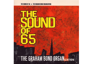 Graham  Organisatio Bond, Graham Organization Bond - The Sound Of '65 [CD]
