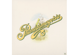 Curved Air - Phantasmagoria - (CD)