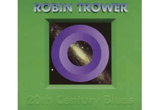 Robin Trower - 20th Century Blues [CD]