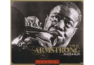 Louis Armstrong - Black & Blue - (CD)