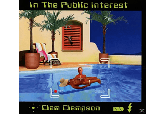 Clem Clempson - In The Public Interest - (CD)