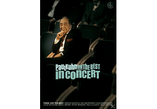 Paul Kuhn - Paul Kuhn And The Best: In Concert [DVD]