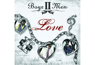 Boyz II Men - Love - (CD)