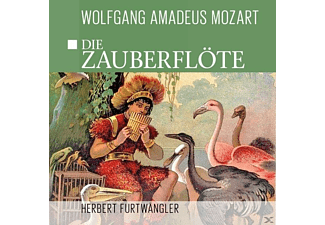 Wiener Philharmoniker - Die Zauberflöte - The Magic Flute - (CD)