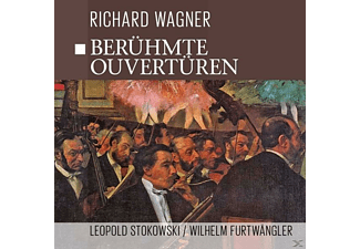 Orchester Der Bayreuther Festspiele, Symphony Of The Air, Orchestra Del Teatro Alla Scala - Berühmte Wagner Ouvertüren - (CD)