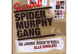 Spider Murphy Gang - Skandal! :30 Jahre Rock'n'roll - Alle Singles - (CD)