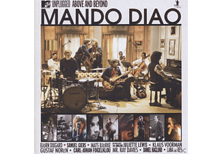 Mando Diao - MTV Unplugged-Above And Beyond (2 CD Jewel Case) [CD]