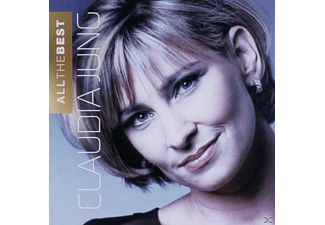 Claudia Jung - ALL THE BEST [CD]