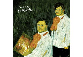 Fatoni, Dexter - Yo, Picasso (Ltd.Fan Edt.T-Shirt Größe L) [CD]
