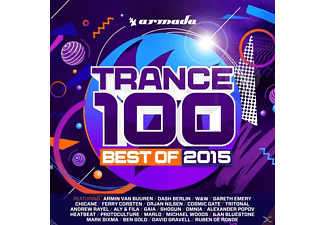 Various - Trance 100-Best Of 2015 - (CD)
