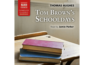 Tom Brown's Schooldays - 8 CD - Hörbuch