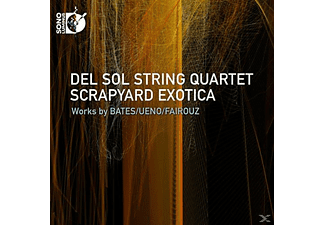 Del Sol String Quartet - Scrapyard Exotica - (Blu-ray Audio)