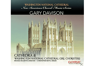 Christopher Betts, Cathedra & Washington National Cathedral Girl Choristers - New American Choral Music Series - (CD)