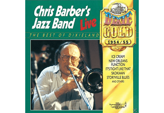 Chris Jazz Band Barber, Chris Barber - Live In 1954+1955 [CD]