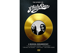 The Story Of Steely Dan - (DVD)