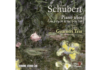 Guarneri Trio Prague - Klaviertrios - (CD)