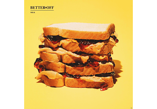 Better Off - Milk - (CD)