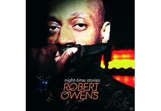 Owens Robert - Night-Time Stories - (CD)