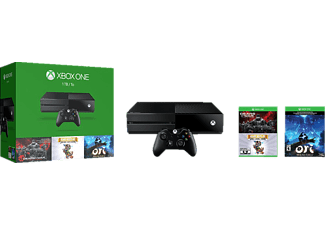 MICROSOFT Xbox One 1ΤΒ Holiday Value Bundle - (KF7-00063)