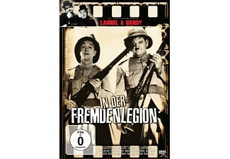 Laurel Und Hardy-In Der Fremdenlegion [DVD]