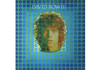 David Bowie David Bowie (Aka Space Oddity) (Remastered 2015) CD