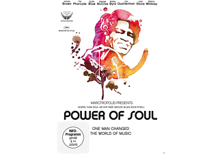 Power of Soul [DVD]