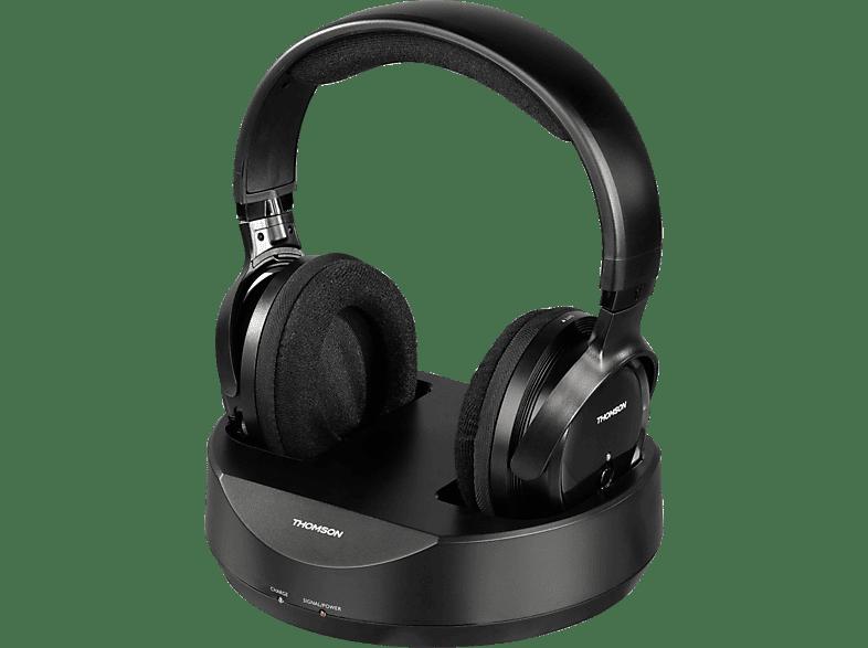 THOMSON WHP 3001BK τηλεόραση   ψυχαγωγία ακουστικά ακουστικά ασύρματα αξεσουάρ ακουστικά ακουστικά