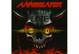 Annihilator - Double Live Annihilation [CD]