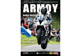 Armoy Road Races 2015 [DVD]